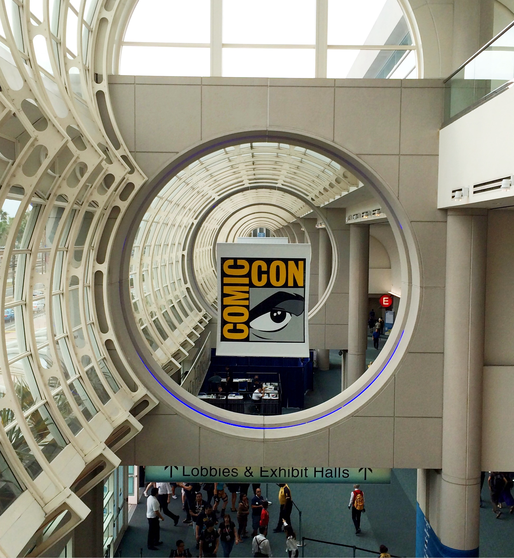 SDCC Convention Center