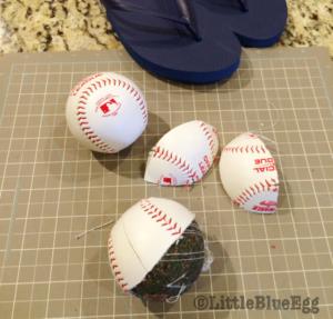 Baseball FlipFlops