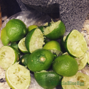 Never too many limes