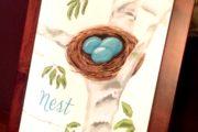 Nest Watercolor