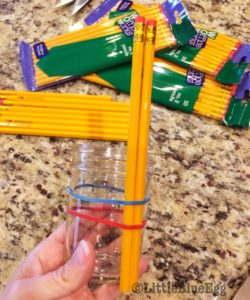 Pencil Vase How-to