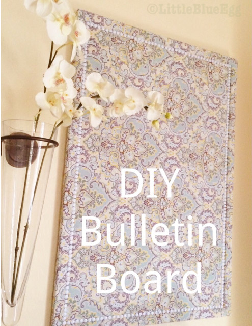 DIY BulletinBoard