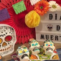 Dead of the Dead Sugar Skulls