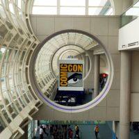 SDCC Convention Center LittleBlueEgg.com