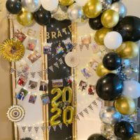 LBE Graduation Photo Display