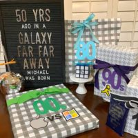 LBE 50th Birthday Gifts